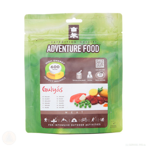 Adventure Food - Gulyas