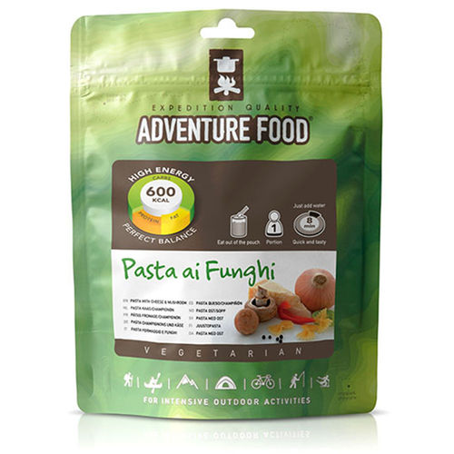 Adventure Food - Pasta ai Funghi