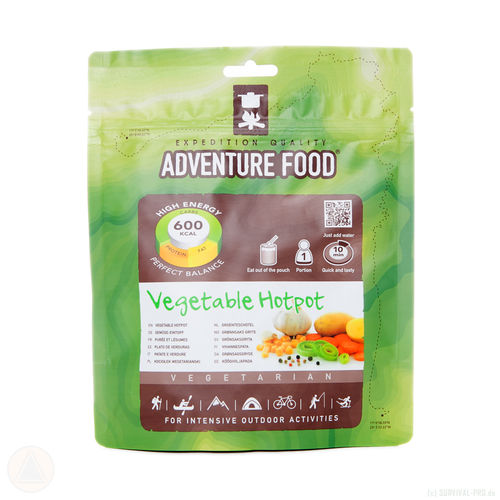 Adventure Food - Vegetable Hotpot veg.