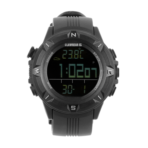 Uhr Mission Sensor II - All Black