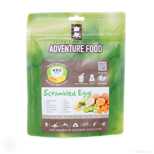 Adventure Food - Scrambled Eggs