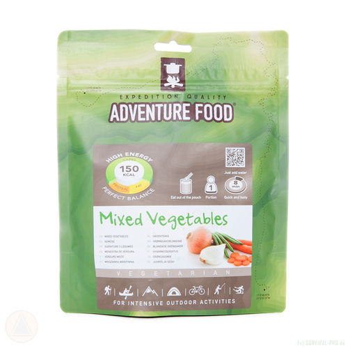 Adventure Food - Mixed Vegetables
