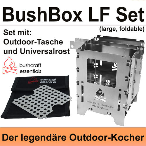 Bushbox LF Set